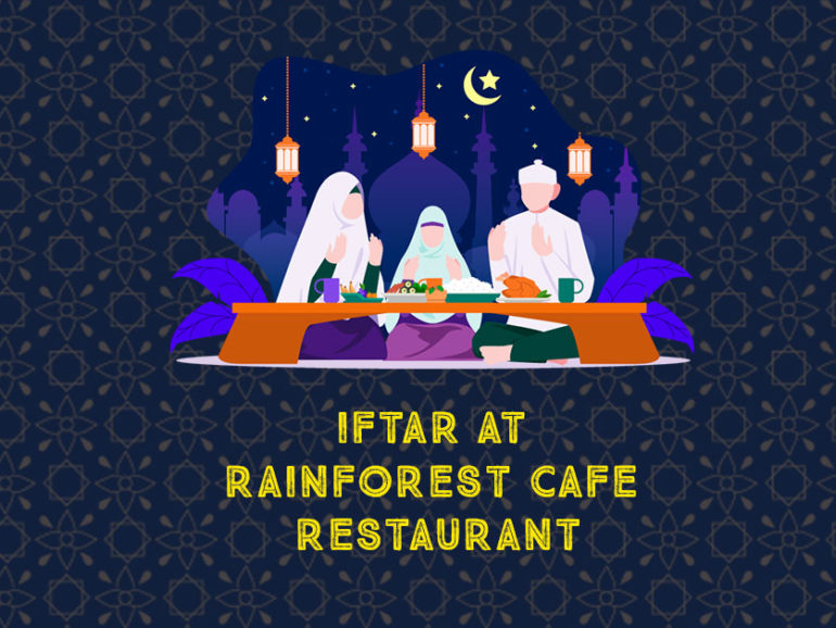 Iftar at DFC Mall & Yas Mall